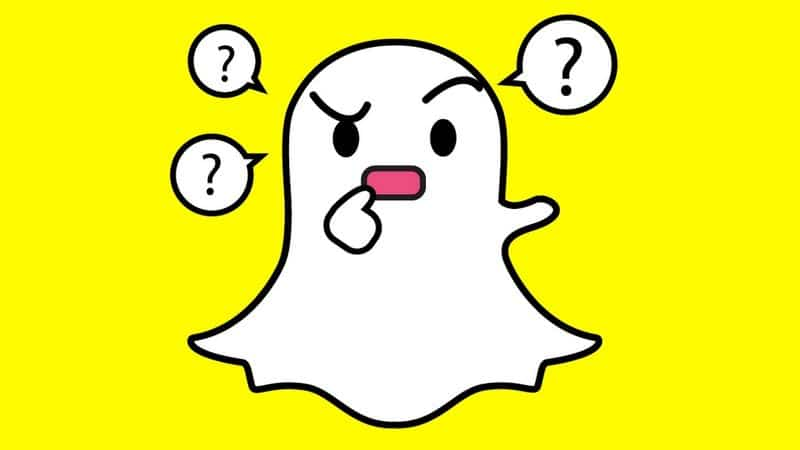 snapchat problèmes android