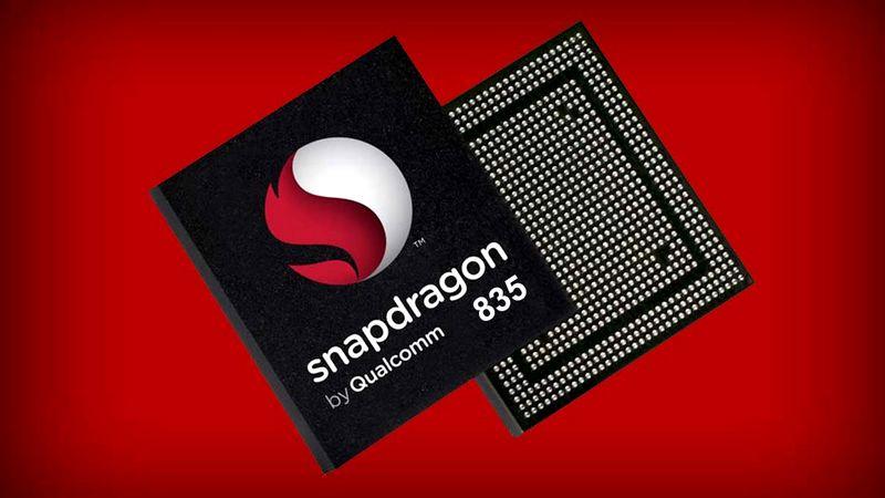 snapdragon 835 vs snapdragon 821