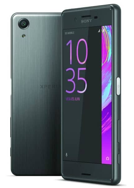bon plan sony xperia x performance dual sim 399. Black Bedroom Furniture Sets. Home Design Ideas