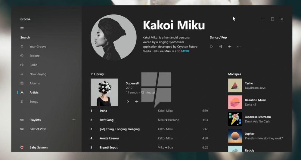 windows 10 nouvelle interface