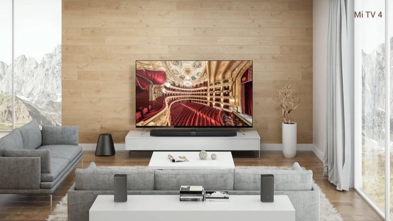 xiaomi mi tv 4 son dolby atmos