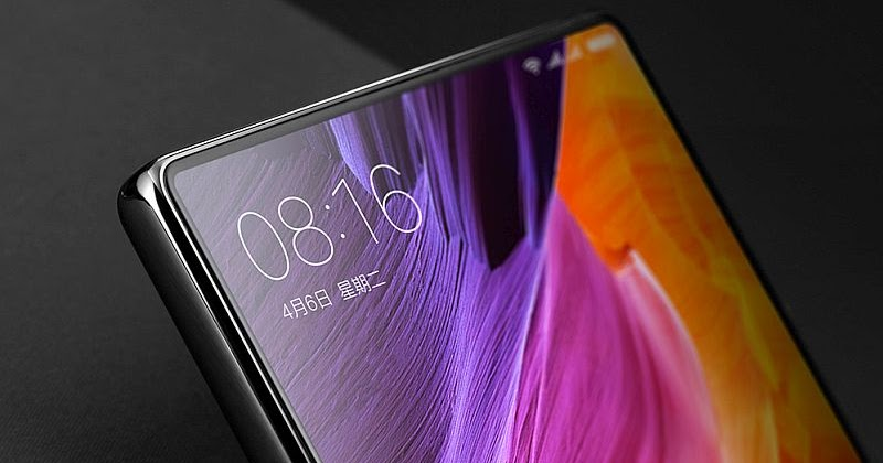 xiaomi mix evo benchmark