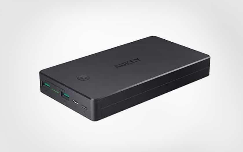 batterie externe aukey 20000 mah