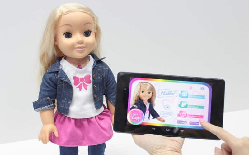 Cayla la poupée espion