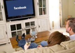 facebook tv appli programmes