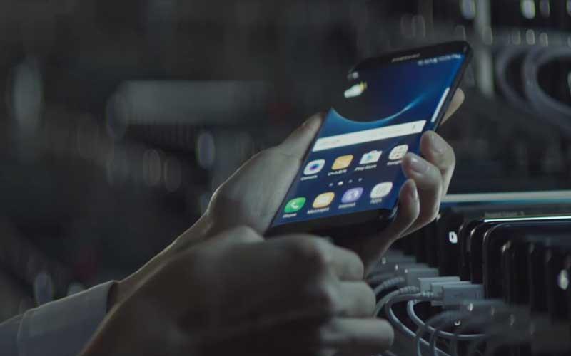 Samsung pub TV