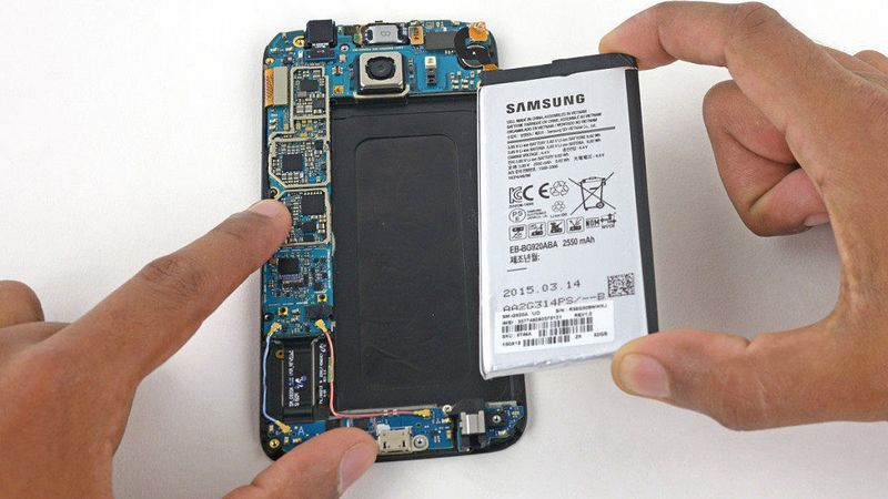 galaxy s8 batteries