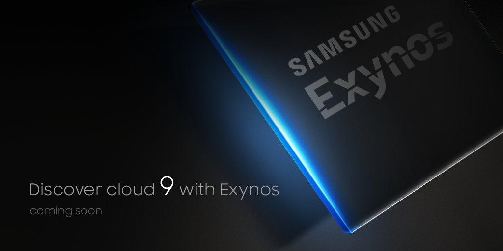 Galaxy S8 Exynos 9