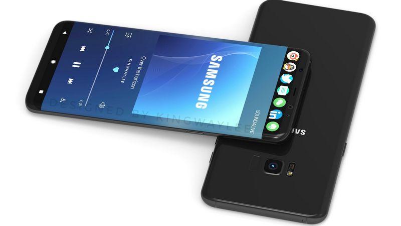 Galaxy S8+ : de nouvelles images en fuite confirment l'écran XXL de 6,2 pouces