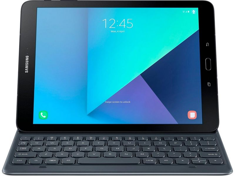 galaxy tab s3 avec son clavier physique samsung veut concurrencer l 39 ipad pro. Black Bedroom Furniture Sets. Home Design Ideas
