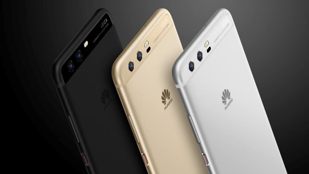 huawei p10 et p10 plus officiels double capteur photo. Black Bedroom Furniture Sets. Home Design Ideas