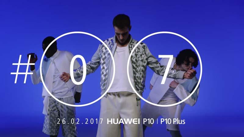 Huawei P10 teaser MWC 2017