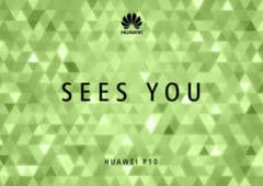 huawei p10 teaser video