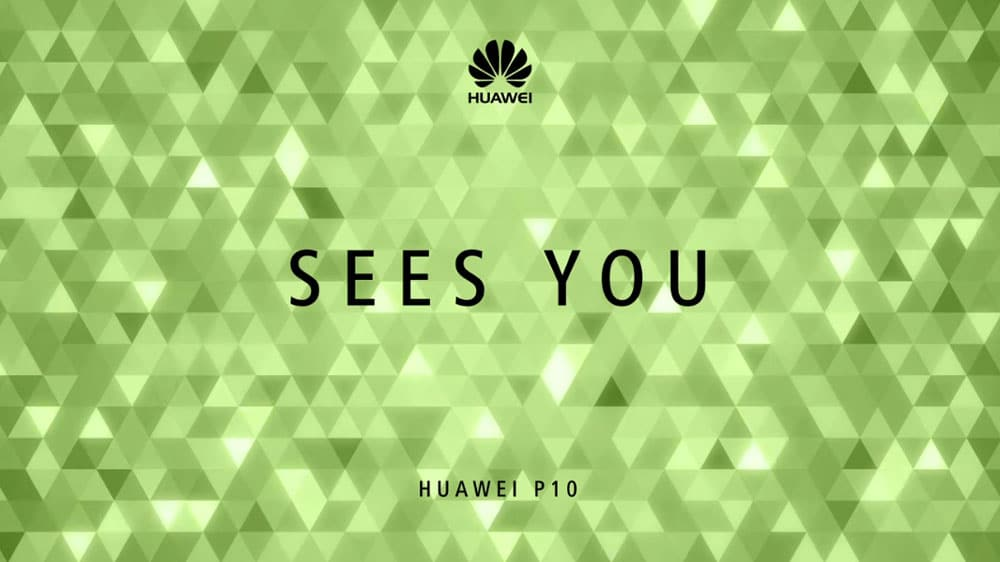 huawei p10 teaser video