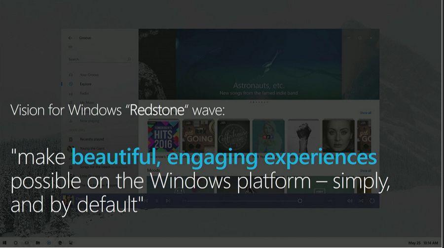 interface windows 10