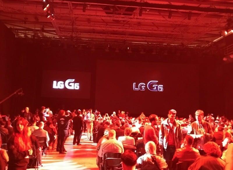 lg g6 barcelone