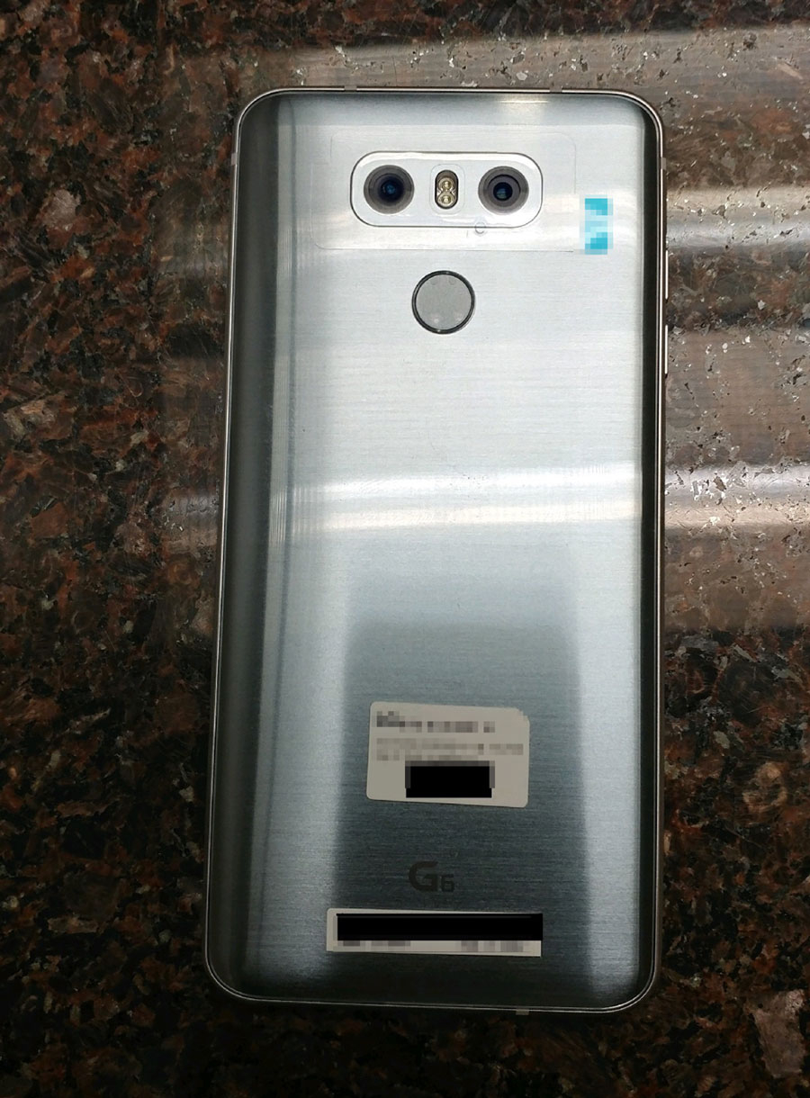 lg g6 photo double capteur