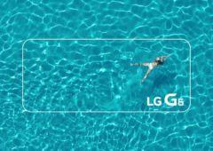 lg g6 resistance eau