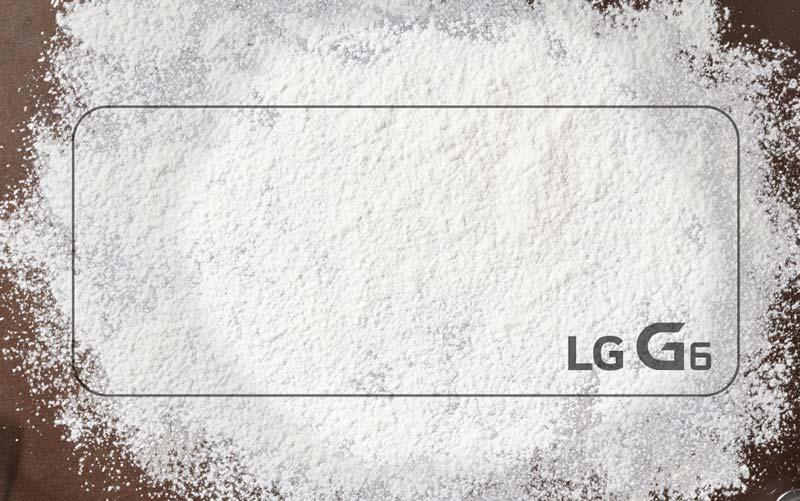 LG G6 teaser MWC 2017