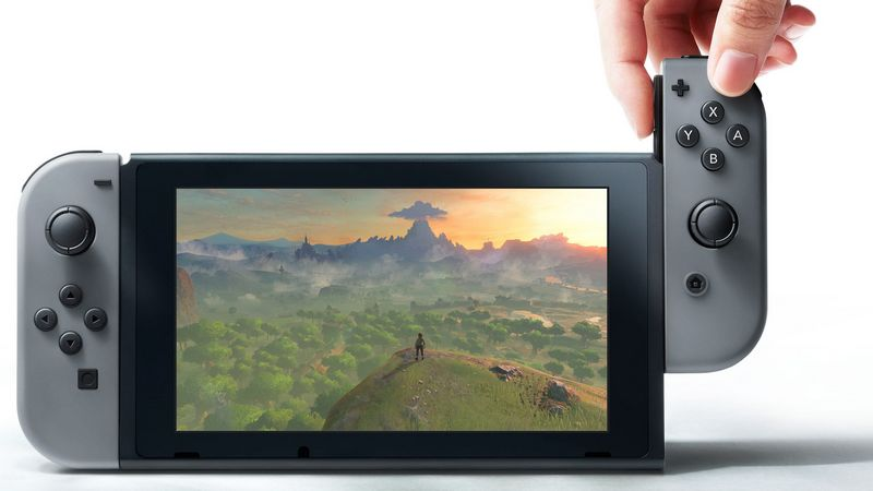 nintendo switch volee