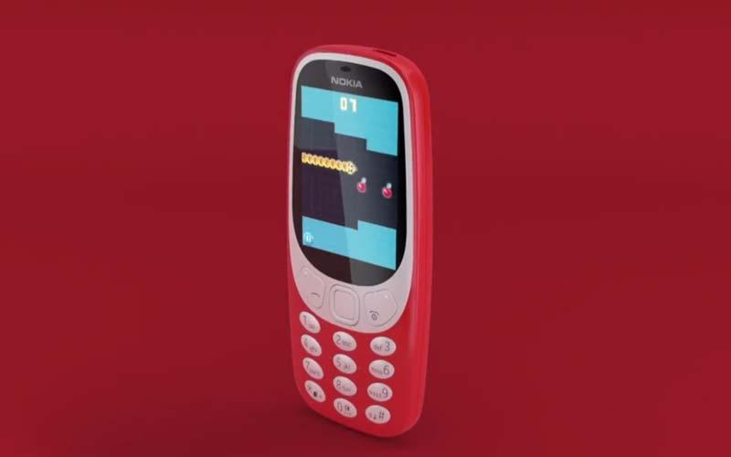 Nokia 3310, 3, 5 et 6 présentés au MWC