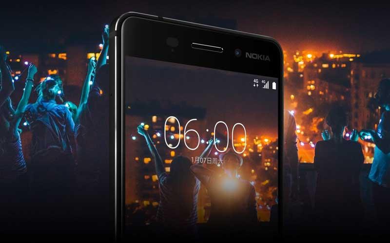 Nokia 6 Chine