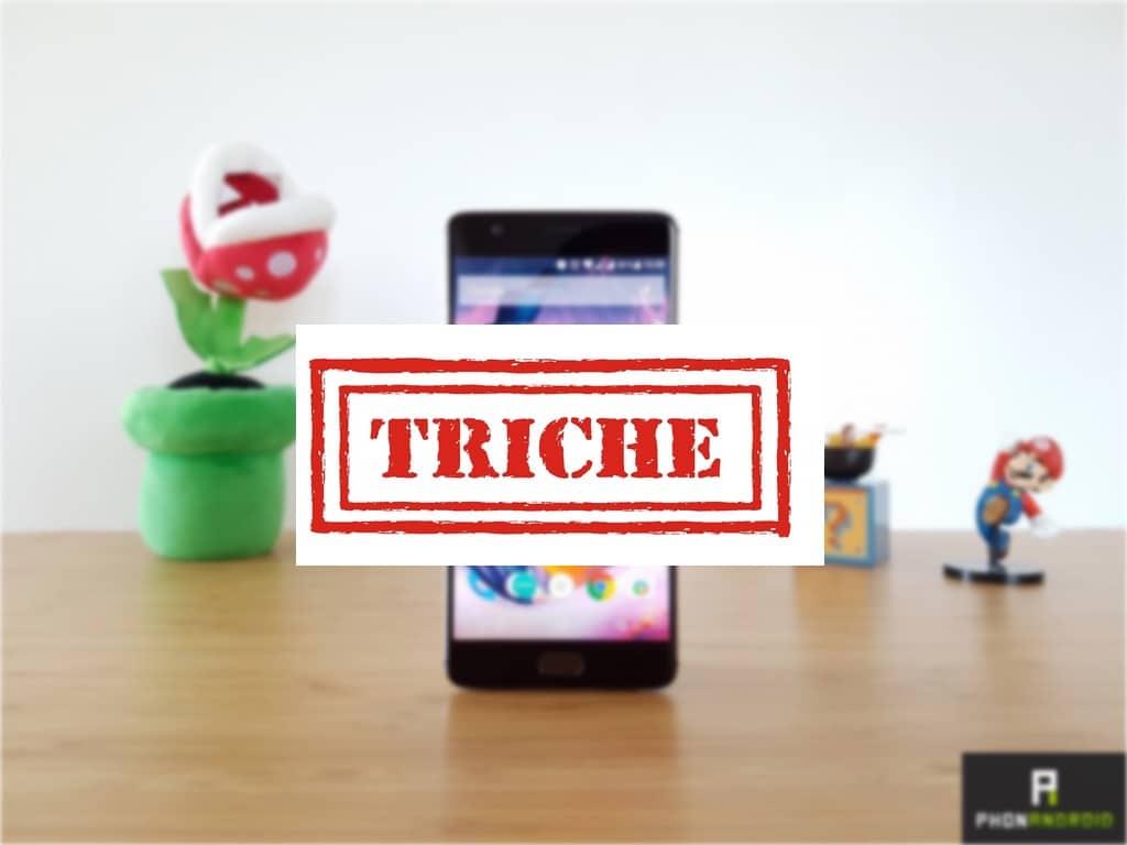 oneplus 3t benchmark triche
