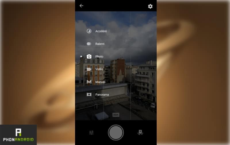 oneplus3t modes photo
