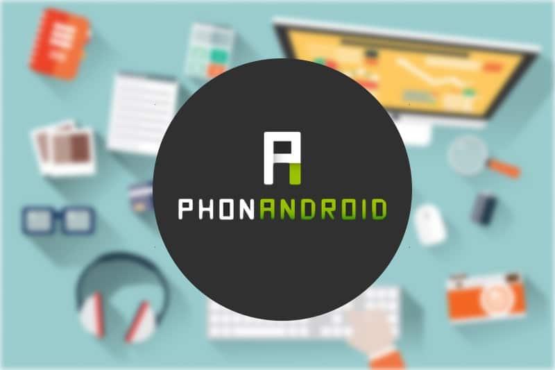 phonandroid new design