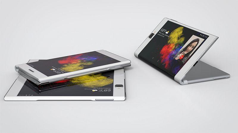 Galaxy X1 Plus : un écran flexible avec charnière pour le transformer en smartphone