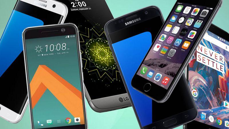 smartphones constructeurs