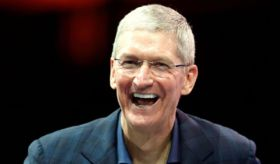 tim cook iphone reconditionne