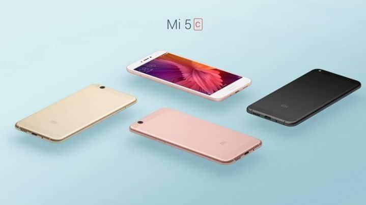 xiaomi mi5c design