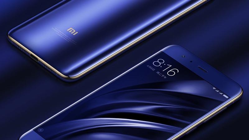 Xiaomi Mi6 precommande