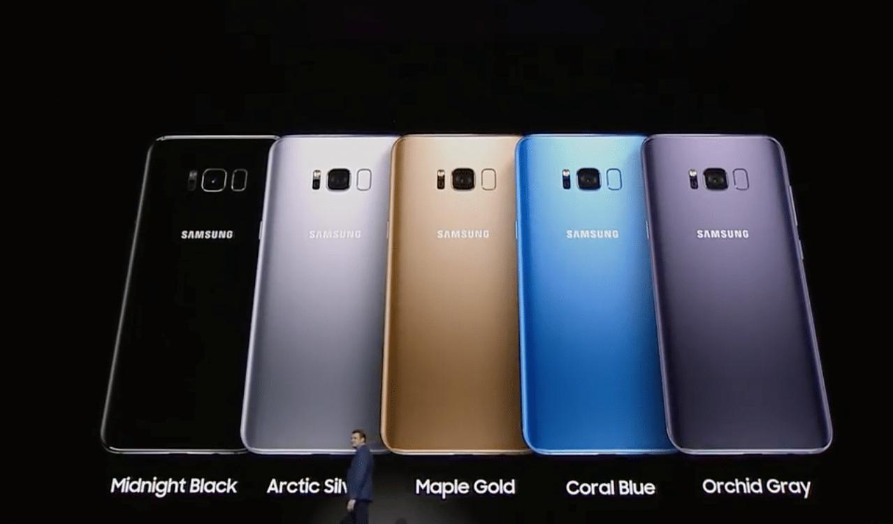 Samsung Galaxy S8/S8+ [Topic Unique]