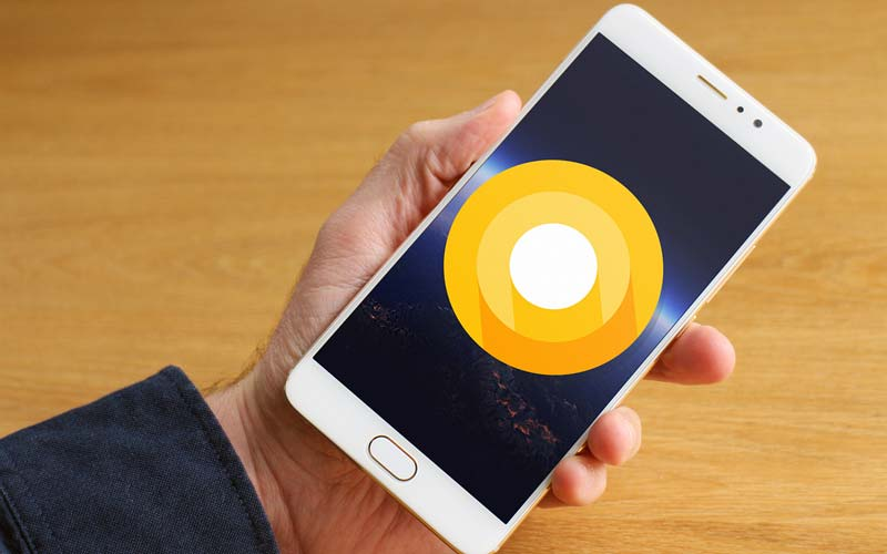 Android O changements