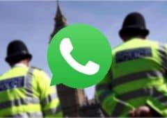 attentat londres whatsapp