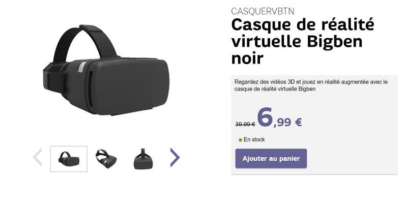 casque realite virtuelle bigben sfr