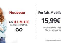 free mobile illimite