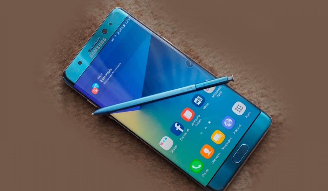 galaxy note 8 note 7