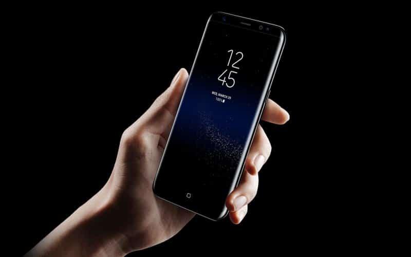 Galaxy S8 autonomie