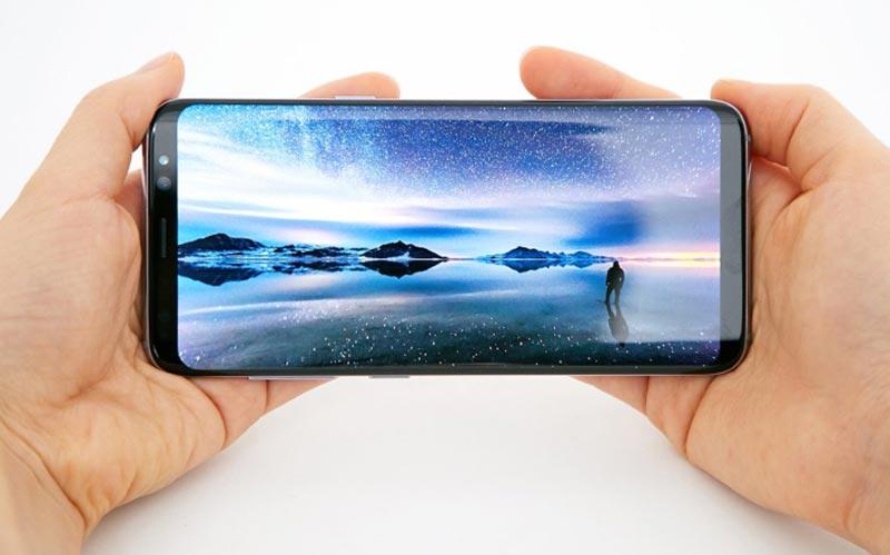 Galaxy S8 Infinity Display