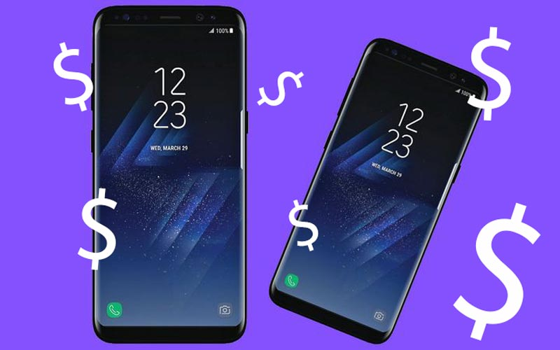 Galaxy S8 prix
