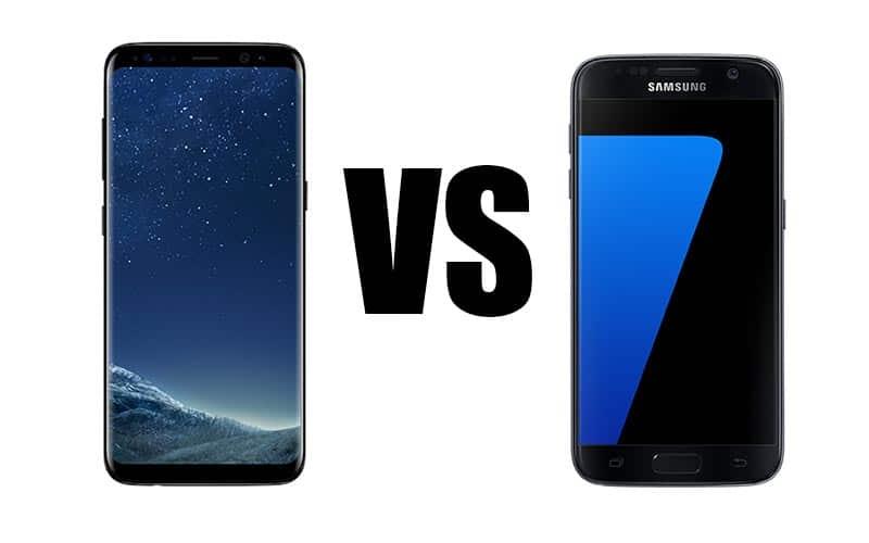Galaxy S8 Galaxy S7