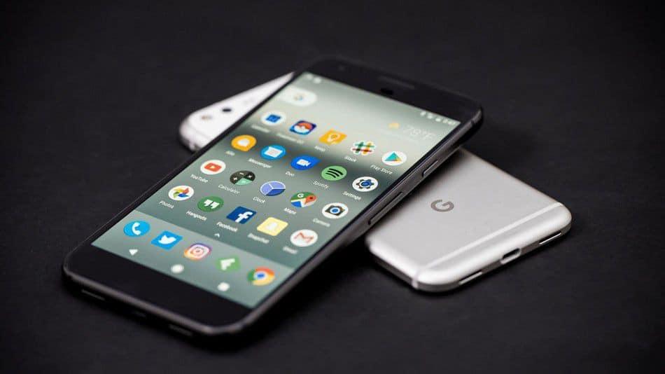google pixel 2 haut gamme