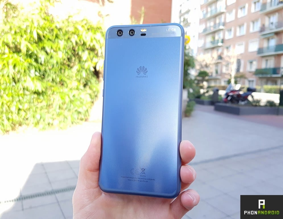 huawei p10 capteur photo