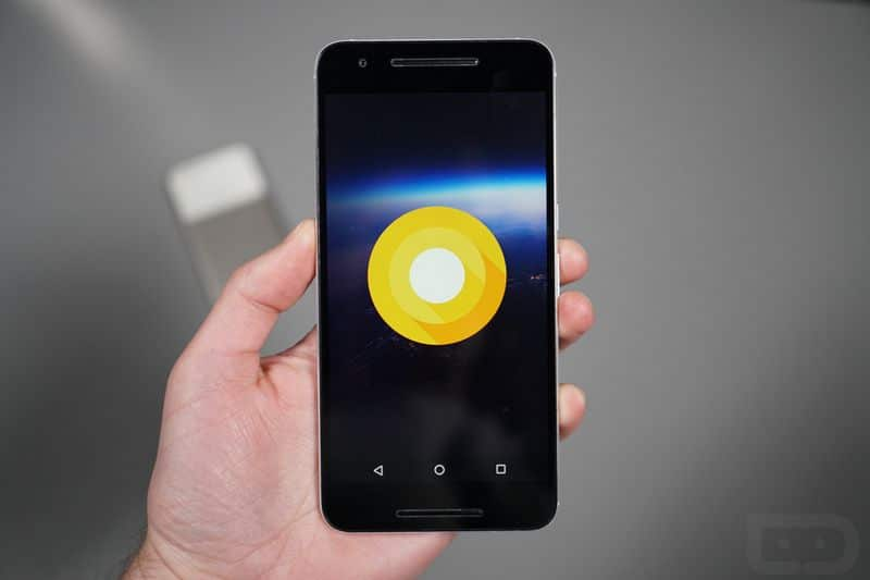 installer android o
