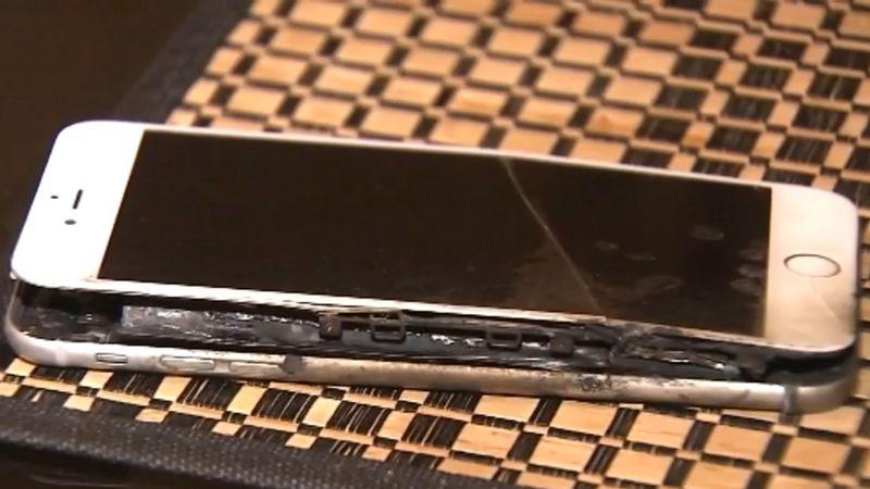 iphone 6 plus explosion