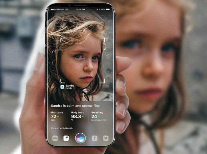 iphone 8 concept epoustouflant
