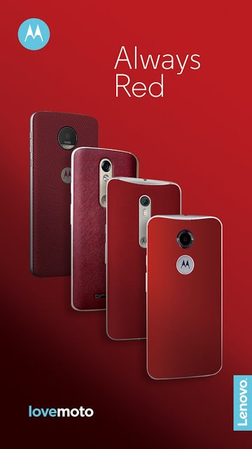 motorola iphone 7 red